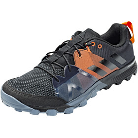 adidas Kanadia 8.1 Trail Shoes Men carbon/core black/orange